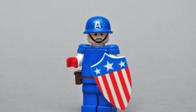 superhero lego mini comel 3