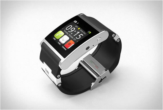 jam android1 Im Watch: Smartwatch Pertama di Dunia