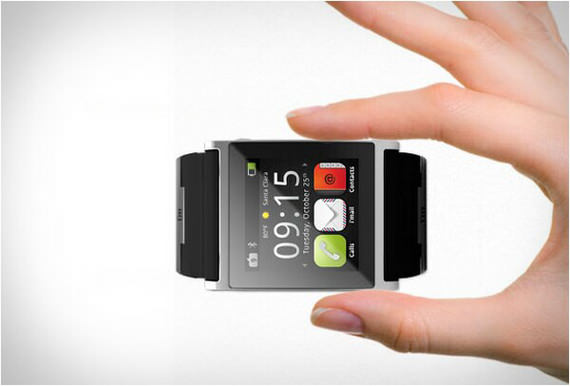 smart watch Im Watch: Smartwatch Pertama di Dunia